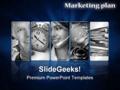Business Marketing Plans Success PowerPoint Templates And PowerPoint Backgrounds 0411