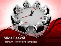 Business Meetings Should Have To Time Bound PowerPoint Templates Ppt Backgrounds For Slides 0613
