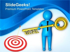 Business Opportunities To Aim For Goals PowerPoint Templates Ppt Backgrounds For Slides 0813
