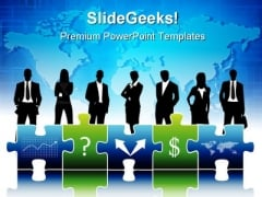 Business People Success PowerPoint Templates And PowerPoint Backgrounds 0611