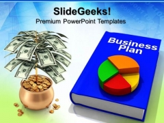 Business Plan Finance PowerPoint Templates And PowerPoint Themes 0612