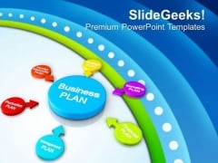 Business Plan For Product Development PowerPoint Templates Ppt Backgrounds For Slides 0413