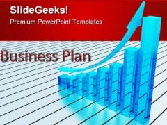 Business Plan Success PowerPoint Templates And PowerPoint Backgrounds 0711