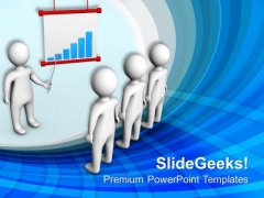 Business Presentation Shows Financial Chart PowerPoint Templates Ppt Backgrounds For Slides 0513