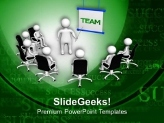 Business Presentation Team Success PowerPoint Templates Ppt Backgrounds For Slides 0413