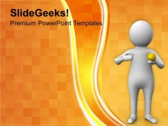 Business Presenting Goal Success PowerPoint Templates Ppt Backgrounds For Slides 0513