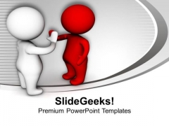 Business Relation Is Very Important PowerPoint Templates Ppt Backgrounds For Slides 0613