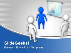 Business Result Meeting With Team PowerPoint Templates Ppt Backgrounds For Slides 0513