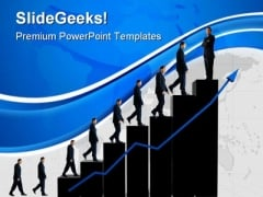 Business Statistics Success PowerPoint Themes And PowerPoint Slides 0711