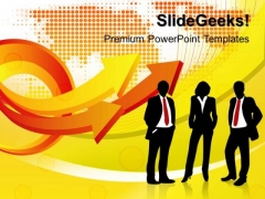 Business Team Global PowerPoint Templates And PowerPoint Themes 0412