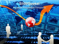 Business Team Success PowerPoint Templates And PowerPoint Backgrounds 0711