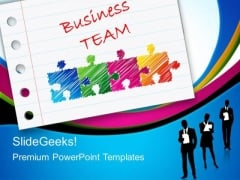 Business Team Success PowerPoint Templates And PowerPoint Themes 0212