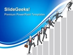 Business Teamwork Communication PowerPoint Templates And PowerPoint Backgrounds 0611