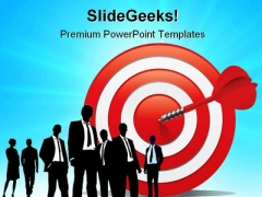 Business Teamwork Success PowerPoint Templates And PowerPoint Backgrounds 1211