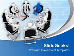 Business Time Based Meeting PowerPoint Templates Ppt Backgrounds For Slides 0713