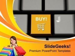Buy The Product With Smartness PowerPoint Templates Ppt Backgrounds For Slides 0513