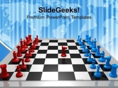 Challenge Leadership PowerPoint Templates And PowerPoint Themes 1112