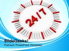 Challenge To Run A Business PowerPoint Templates Ppt Backgrounds For Slides 0513