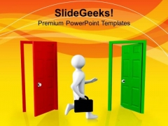 Changing Work Concept Business PowerPoint Templates Ppt Backgrounds For Slides 0413
