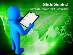 Check The Global Opportunity PowerPoint Templates Ppt Backgrounds For Slides 0613