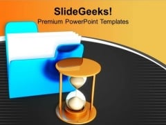 Check Your Mail Time To Time PowerPoint Templates Ppt Backgrounds For Slides 0713