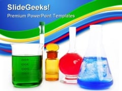 Chemical Research Laboratory Science PowerPoint Themes And PowerPoint Slides 0511