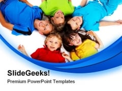 Children Having Fun Entertainment PowerPoint Backgrounds And Templates 1210