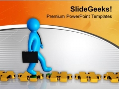 Choose The Right Path In Business PowerPoint Templates Ppt Backgrounds For Slides 0613