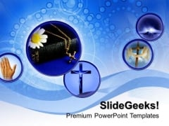 Christian Symbol Clipart PowerPoint Templates And PowerPoint Themes 0912