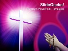 Christianity Religion PowerPoint Templates And PowerPoint Themes 0712
