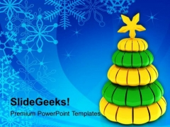 Christmas Decoration PowerPoint Templates Ppt Backgrounds For Slides 1212