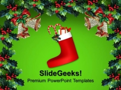 Christmas Decorations PowerPoint Templates Ppt Backgrounds For Slides 1112
