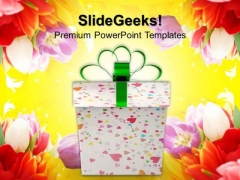 Christmas Presents Collection Surprise PowerPoint Templates And PowerPoint Themes 1012