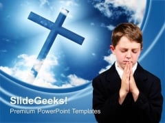 Church Business Christian PowerPoint Templates And PowerPoint Themes 0812