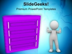 Cloud Computing Strategy PowerPoint Templates Ppt Backgrounds For Slides 0713