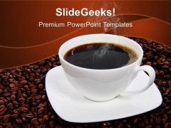 Coffee Beans Entertainment PowerPoint Templates And PowerPoint Themes 0512