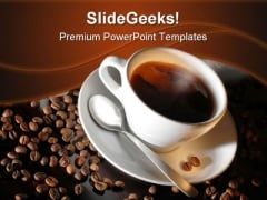 Coffee Health PowerPoint Templates And PowerPoint Backgrounds 0311