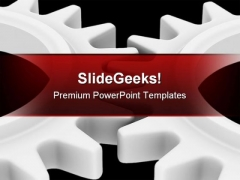 Cogs Industrial PowerPoint Themes And PowerPoint Slides 0711