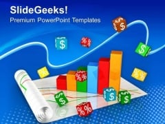 Colorful Bar Graph Business Result Analysis PowerPoint Templates Ppt Backgrounds For Slides 0513