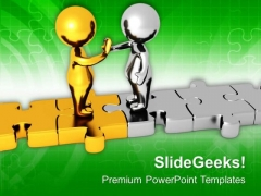 Communicate Your Thought To Your Client PowerPoint Templates Ppt Backgrounds For Slides 0613