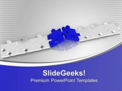 Complete Problem With Right Solution PowerPoint Templates Ppt Backgrounds For Slides 0613