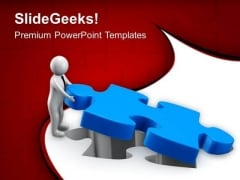 Complete Your Task On Time PowerPoint Templates Ppt Backgrounds For Slides 0713