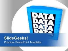 Computer Data Storage Business Strategy PowerPoint Templates Ppt Backgrounds For Slides 0313