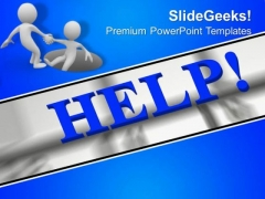 Computer Phobia Help PowerPoint Templates And PowerPoint Themes 1012