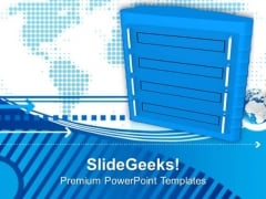 Concept Of Cloud Computing PowerPoint Templates Ppt Backgrounds For Slides 0613