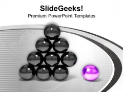 Concept Of Difference In Personality PowerPoint Templates Ppt Backgrounds For Slides 0513