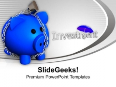 Concept Of Investment For Retirement PowerPoint Templates Ppt Backgrounds For Slides 0313
