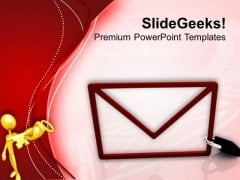 Concept Of Protection Of Electronic Information PowerPoint Templates Ppt Backgrounds For Slides 0413