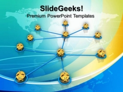 Concept Teamwork Choice PowerPoint Templates And PowerPoint Themes 0912