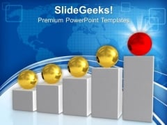 Conceptual Image Of Teamwork Leadership PowerPoint Templates And PowerPoint Themes 0812